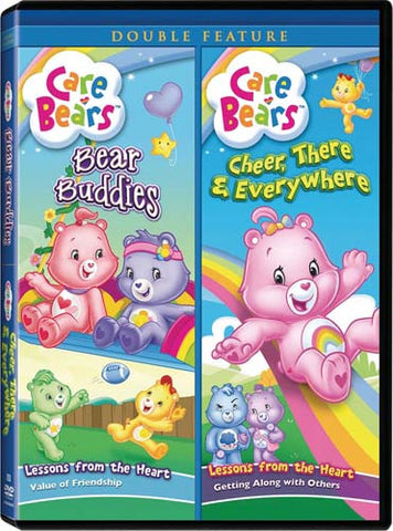 Care Bears - Bear Buddies/Cheer There And Everywhere (Double Feature) DVD Movie