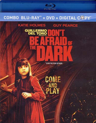 Don t Be Afraid of the Dark (DVD+Blu-ray+Digital Combo) (Bilingual) (Blu-ray) BLU-RAY Movie
