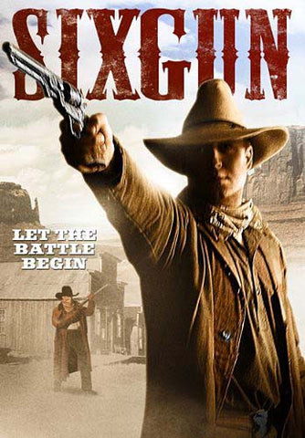 Sixgun DVD Movie