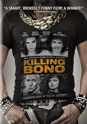 Killing Bono (Bilingual) DVD Movie
