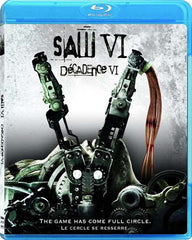 Saw VI (6) (Rated) (Bilingual) (Blu-ray)