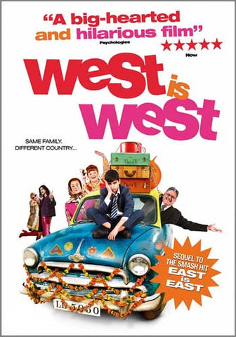 West Is West DVD Movie