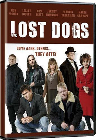 Lost Dogs DVD Movie