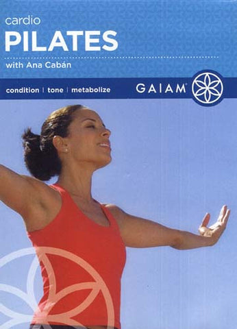 Cardio Pilates (Ana Caban) DVD Movie