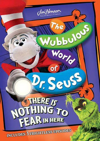 The Wubbulous World of Dr. Seuss - There is Nothing to Fear in Here DVD Movie
