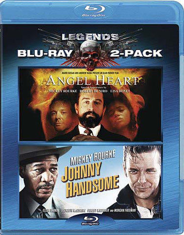 Angel Heart / Johnny Handsome (Legends Two-Pk) (Bilingual) (Blu-ray) BLU-RAY Movie