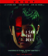 I Saw the Devil (Uncut) (Blu-ray)