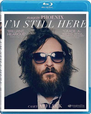 I'm Still Here (Blu-ray) BLU-RAY Movie