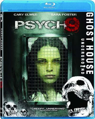 Psych 9 (Blu-ray) BLU-RAY Movie