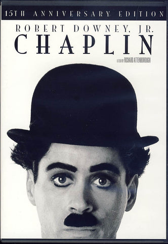 Chaplin (15th Anniversary Edition) DVD Movie