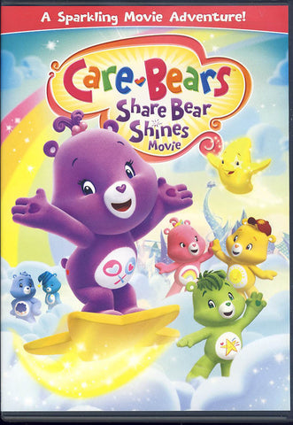 Care Bears: Share Bear Shines Movie DVD Movie