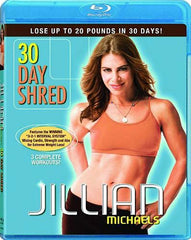 Jillian Michaels - 30 Day Shred (Blu-ray)