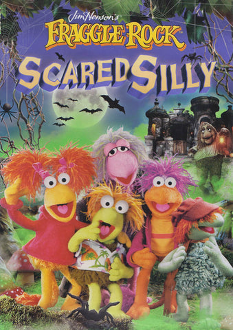 Fraggle Rock - Scared Silly DVD Movie
