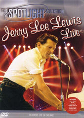 Jerry Lee Lewis Live (Spotlight Collection)