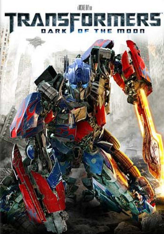 Transformers - Dark of the Moon DVD Movie