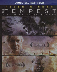 The Tempest (DVD+Blu-ray Combo) (Blu-ray) (Slipcover)