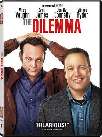 The Dilemma (Bilingual) DVD Movie