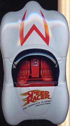 Speed Racer The complete Classic Collection (Tin Car Case) (Boxset) DVD Movie