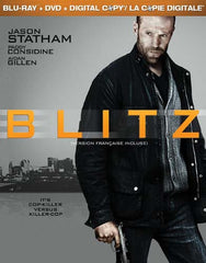 Blitz (Blu-ray+DVD+Digital Copy) (Blu-ray) (Bilingual)