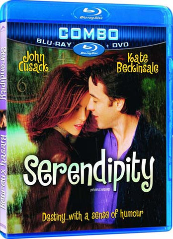 Serendipity (Blu-ray + DVD Combo) (Bilingual) (Blu-ray) BLU-RAY Movie