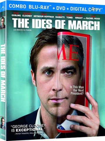 The Ides of March (DVD+Blu-ray+Digital Copy Combo) (Bilingual) (Blu-ray) BLU-RAY Movie
