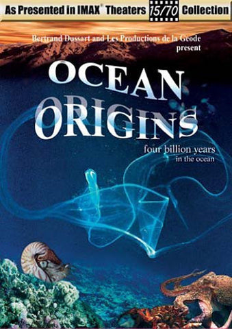 Ocean Origins DVD Movie