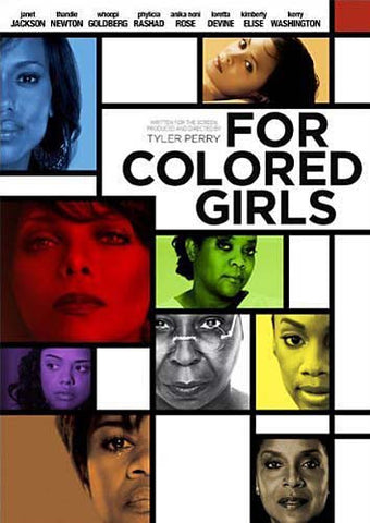 For Colored Girls DVD Movie