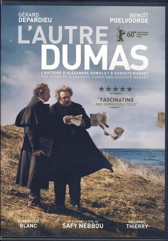 L Autre Dumas / Dumas (Bilingual) DVD Movie
