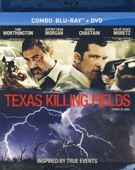 Texas Killing Fields (DVD+Blu-ray Combo) (Blu-ray) (Slipcover)