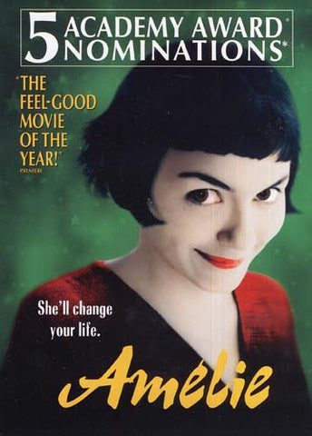 Amelie (Single Disc) DVD Movie