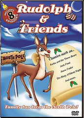 Rudolph and Friends (8 Episodes)