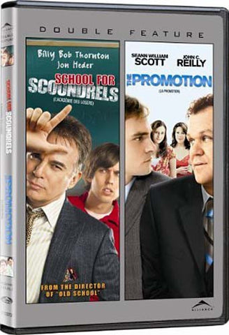 School For Scoundrels/The Promotion (Double Feature) (Bilingual) DVD Movie