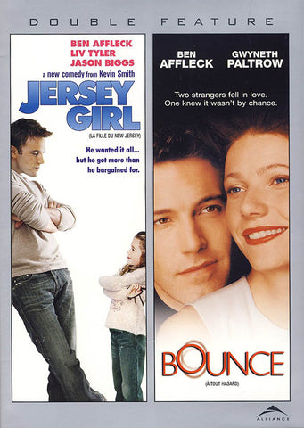 Jersey Girl/Bounce (Double Feature)(Bilingual) DVD Movie