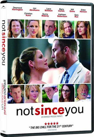 Not Since You (Bilingual) DVD Movie