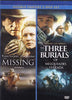 The Missing / The Three Burials of Melquiades Estrada (Double Feature) DVD Movie