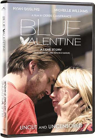 Blue Valentine (Bilingual) DVD Movie
