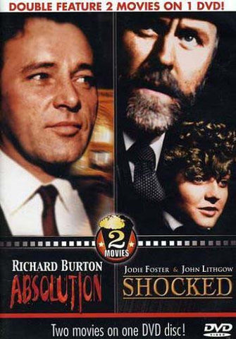 Absolution/Shocked (Double Feature) DVD Movie