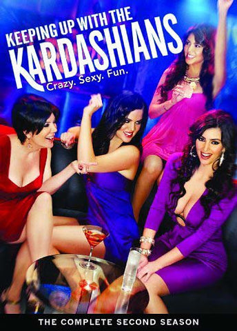 Keeping Up With the Kardashians - The Complete Second Season (2nd) DVD Movie