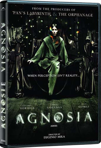 Agnosia (Bilingual) DVD Movie
