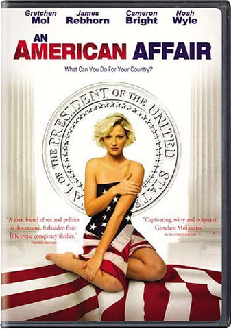 An American Affair DVD Movie
