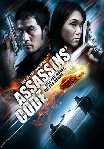 Assassins' Code DVD Movie