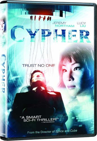 Cypher DVD Movie