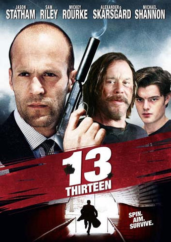 13 (Jason Statham) DVD Movie