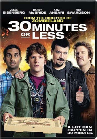 30 Minutes or Less DVD Movie