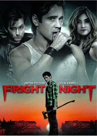 Fright Night (Colin Farrell) DVD Movie