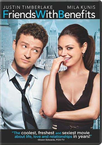 Friends with Benefits DVD Movie