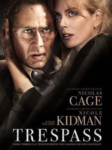 Trespass (Nicolas Cage) DVD Movie