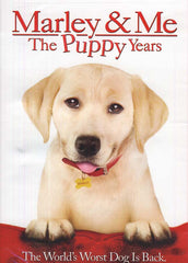 Marley And Me - The Puppy Years