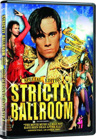 Strictly Ballroom (Special Edition) (AL)(Bilingual) DVD Movie