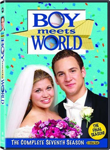 Boy Meets World - The Complete Seventh (7th) Season (Final Season) (Keepcase) DVD Movie